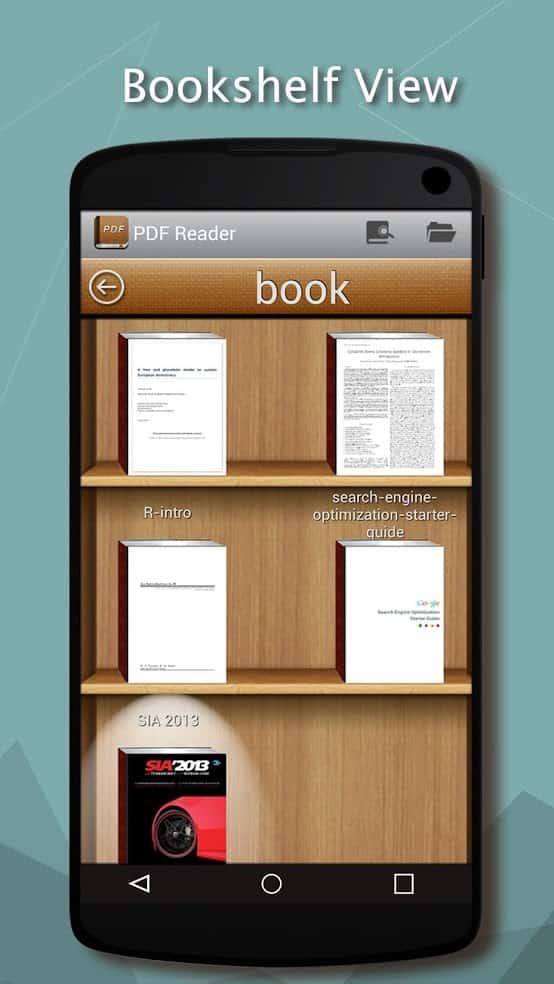 Читалка PDF для андроид 4