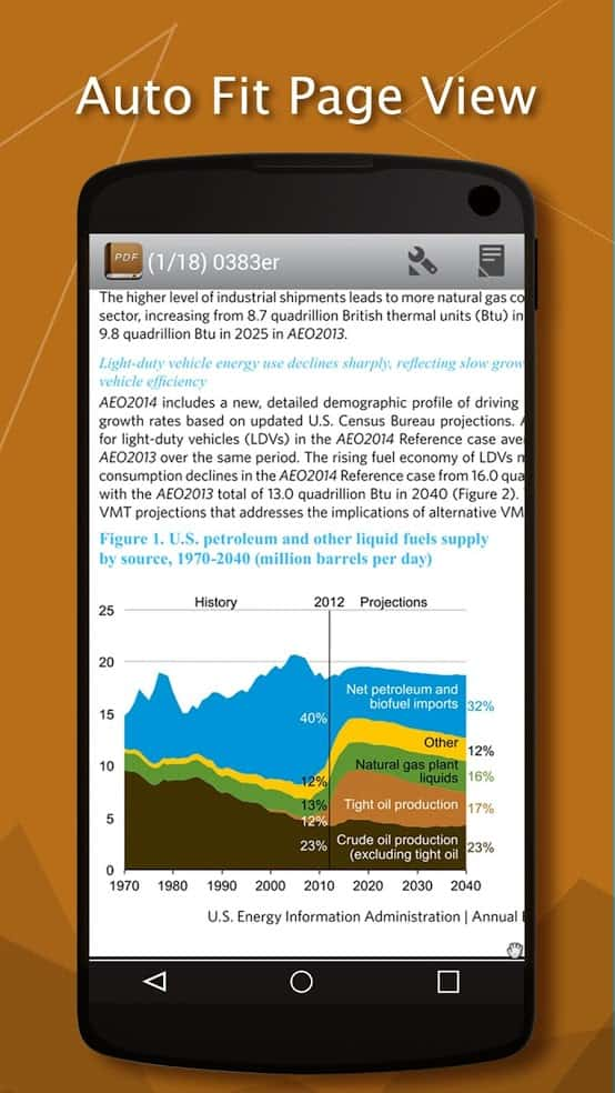 Читалка PDF для андроид 2