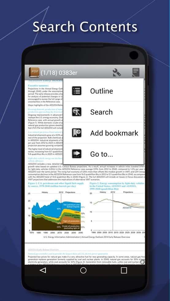 Читалка PDF для андроид 1