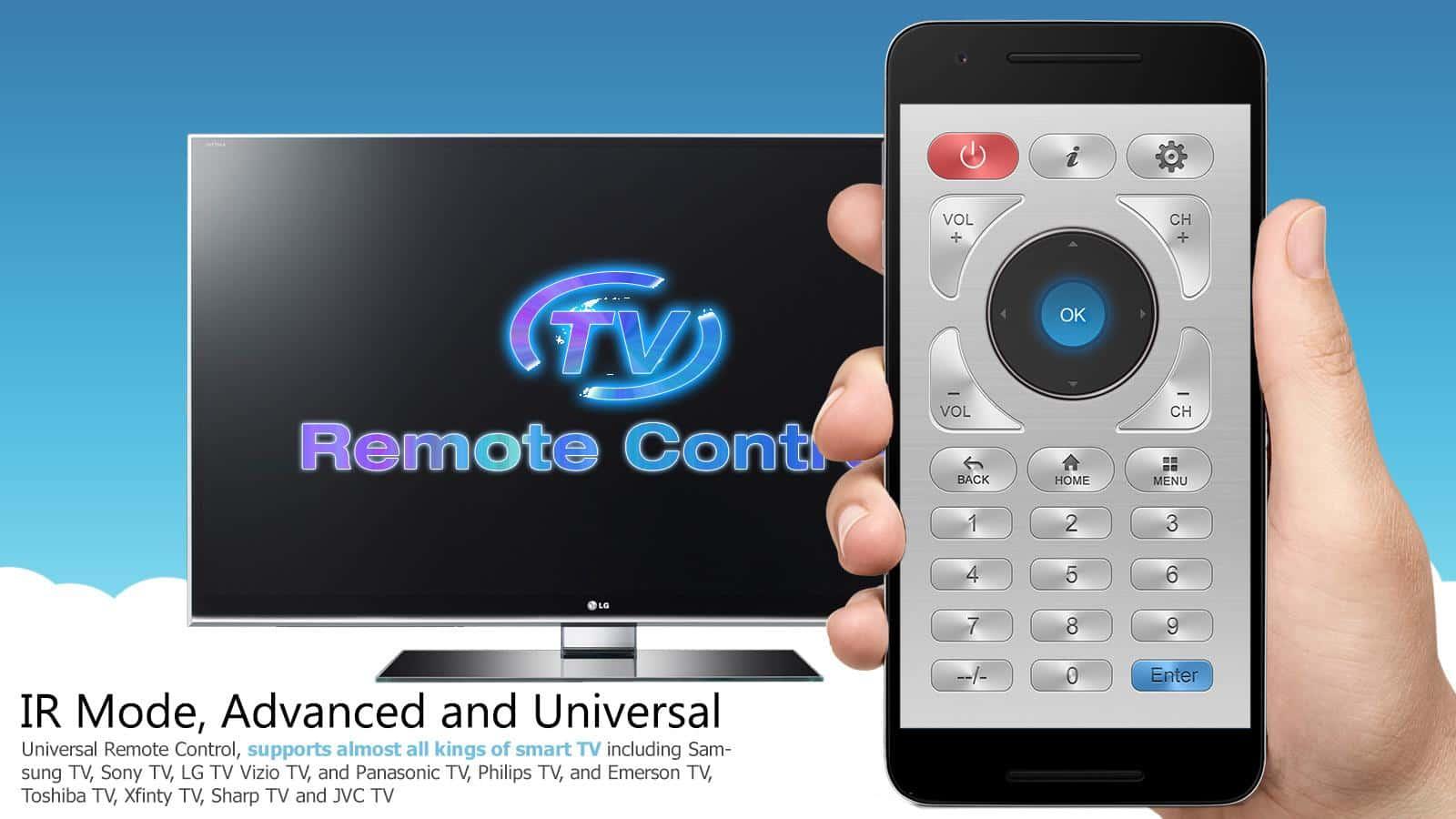 Пульт для ТВ на андроид