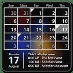 календарь на андроид лого