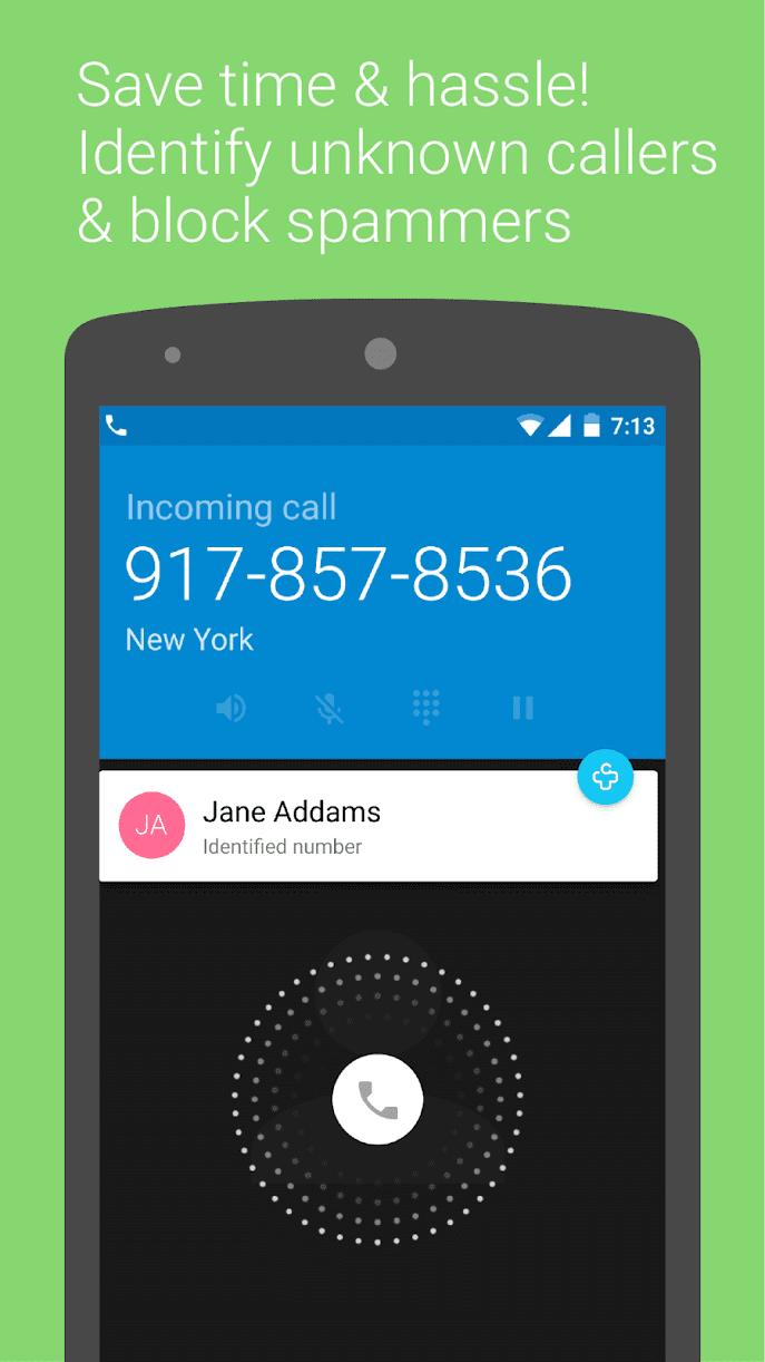 Contact скриншот 2
