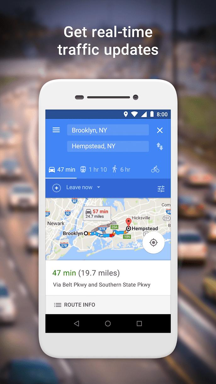 Maps Go скриншот 2