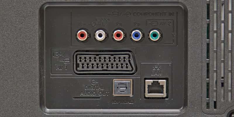 подключение наушников к телевизору 5