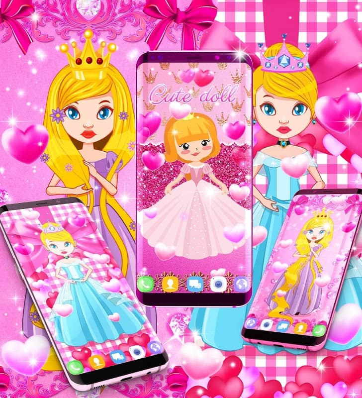 Doll princess скриншот 2