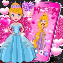 Doll princess logo