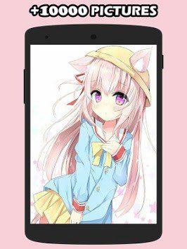 Anime Kawaii Girls скриншот 2