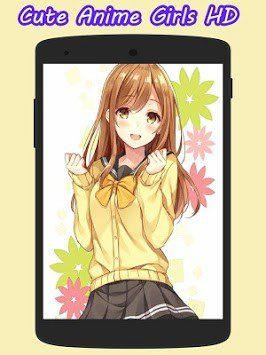 Anime Kawaii Girls скриншот 4