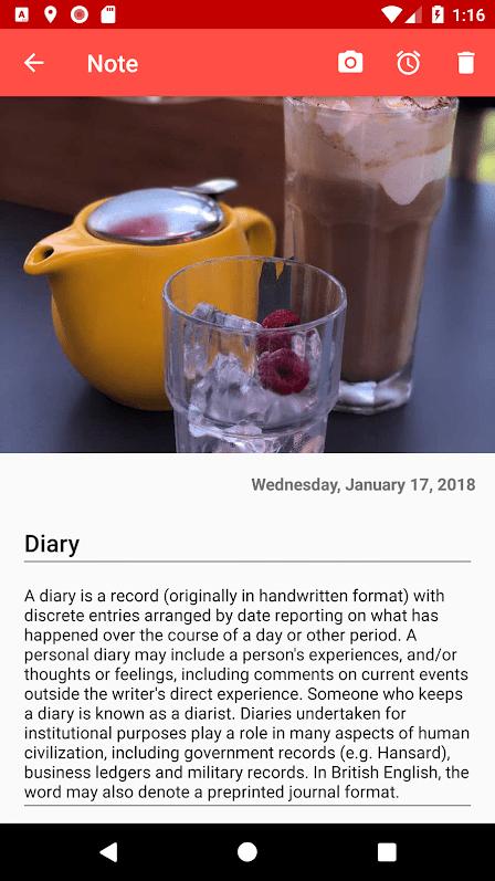Haroo – Calendar Reminder скриншот 4