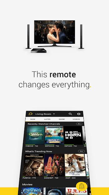 Panasonic TV Remote Control скриншот 4