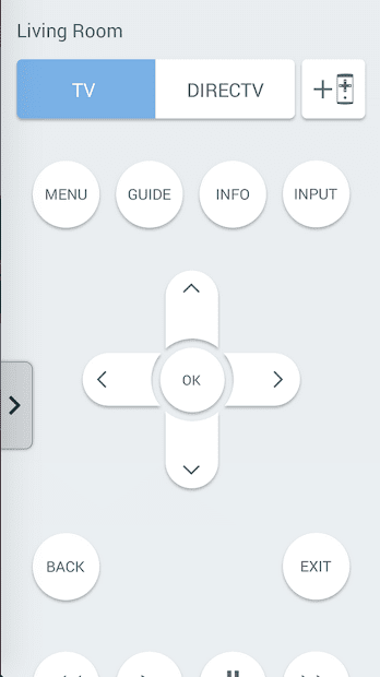 Peel Smart Remote Control скриншот 4