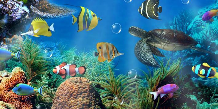akvarium ryby скриншот 1