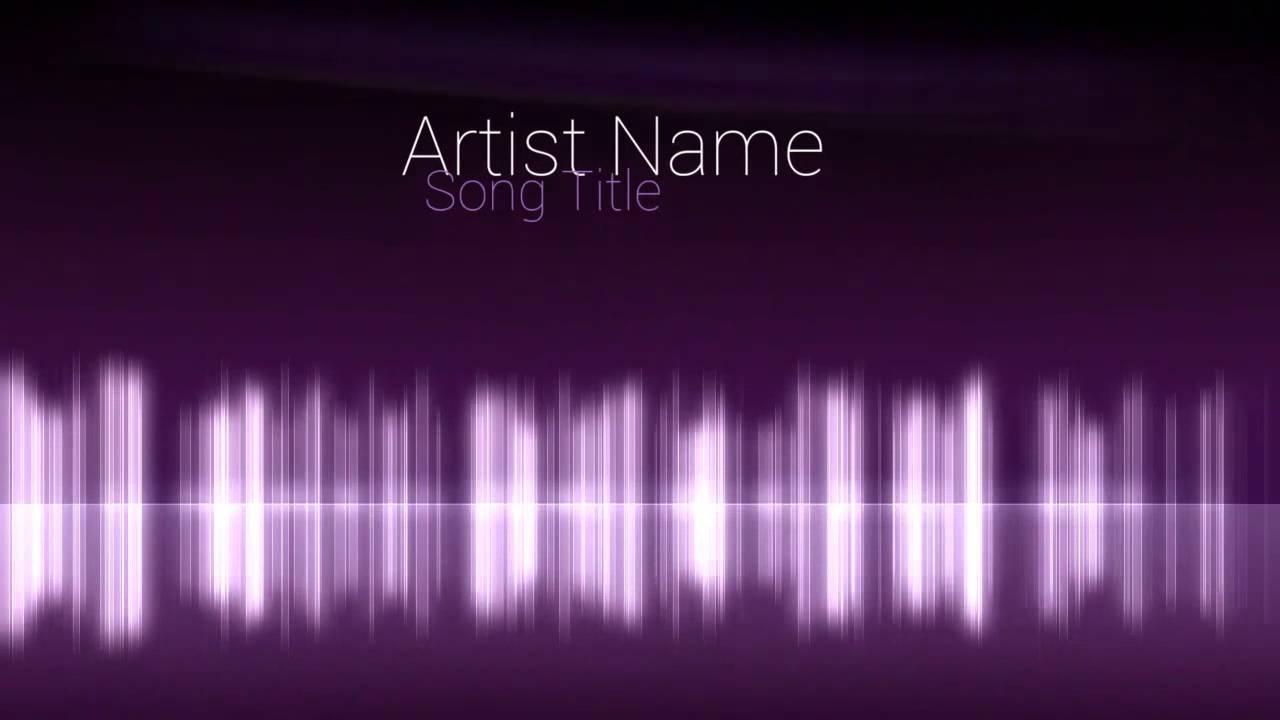 audio glow скриншот 1