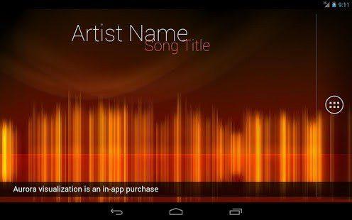 audio glow скриншот 3