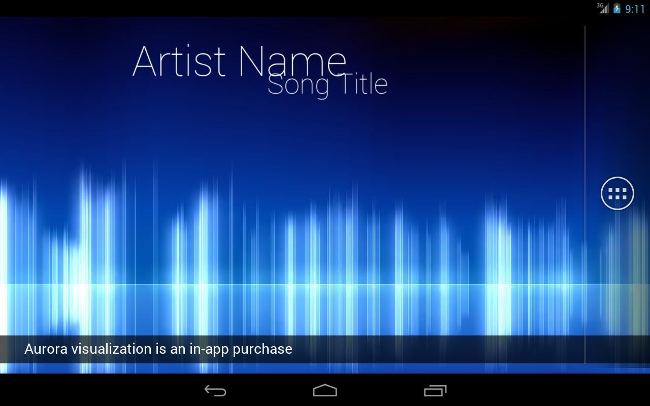 audio glow скриншот 4