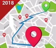 GPS карта без интернета карта logo