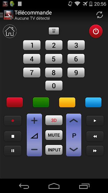 Пульт управления для LG ТВ скриншот 2