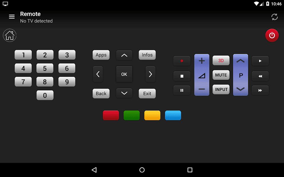 Пульт управления для LG ТВ скриншот 4
