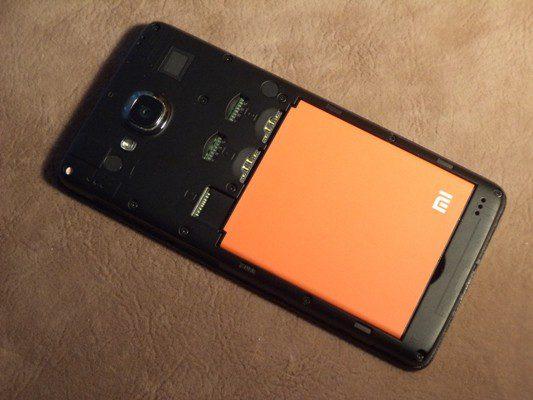 батарея в смартфоне
