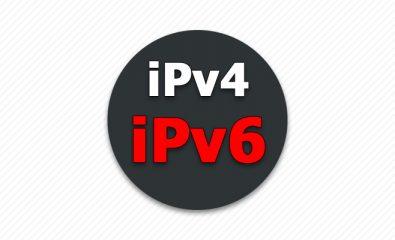 Не работает протокол Ip6.