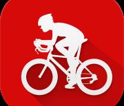 Велоспорт - Велосипед Тrекер logo