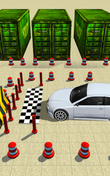 Advance Car Parking Game скриншот 2
