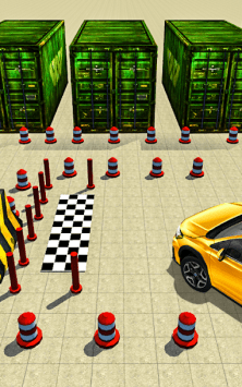 Advance Car Parking Game скриншот 3