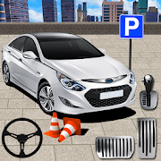 Advance Car Parking Game logo