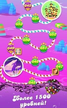 Candy Crush Soda Saga скриншот 4