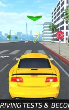 Driving Academy - Car School Driver Simulator 2018 скриншот 1