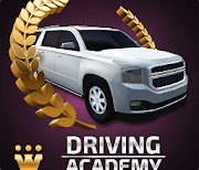 Driving Academy - Car School Driver Simulator 2018 logo