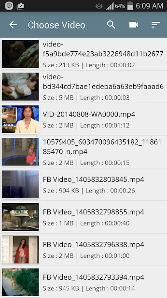 Easy Video Cutter скриншот 2