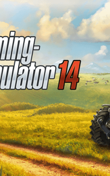 Farming Simulator 14 скриншот 1