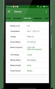PU X: System & Hardware info скриншот 2