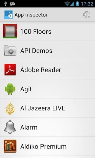 App Inspector скриншот 1