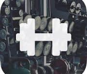 JEFIT: тренировки статистика logo