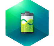 Kaspersky Battery Life: Saver & Booster logo
