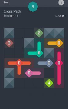 Головоломка - Коллекция: Linedoku скриншот 3