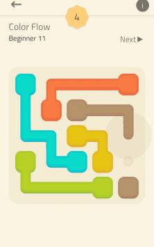 Головоломка - Коллекция: Linedoku скриншот 4