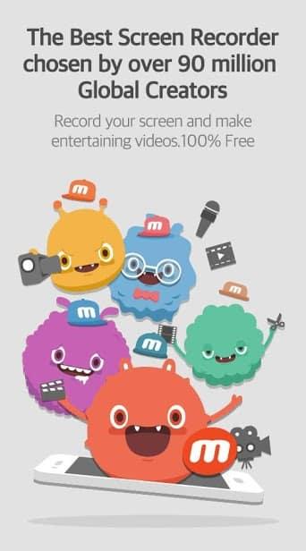 Mobizen запись экрана (SAMSUNG) скриншот 2