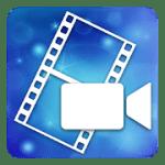 Видеоредактор PowerDirector logo