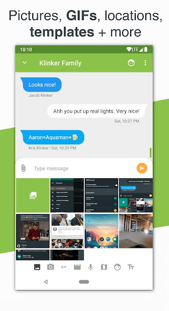 Pulse SMS скриншот 4