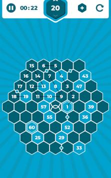 Rikudo - логическая игра скриншот 2