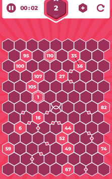 Rikudo - логическая игра скриншот 3