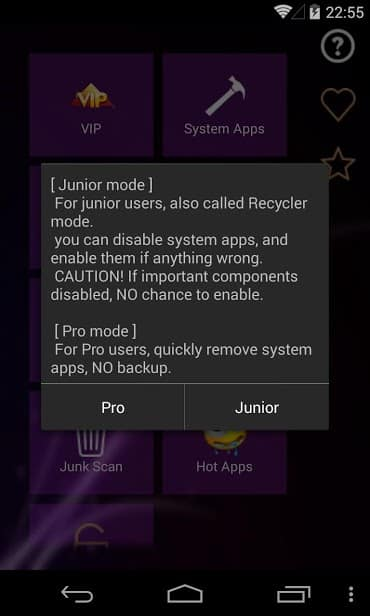 Root App Deleter скриншот 2