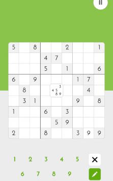 Minimal Sudoku скриншот 3