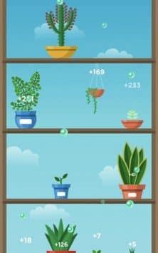 Terrarium: Garden Idle скриншот 1