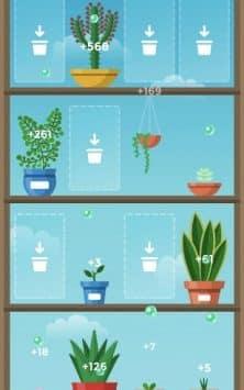 Terrarium: Garden Idle скриншот 3