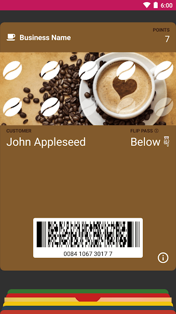 WalletPasses | Passbook Wallet скриншот 3