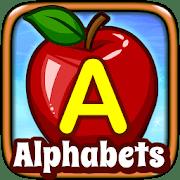 Алфавит для детей - английский logo